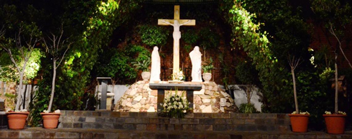St. Anne Catholic Church and Shrine