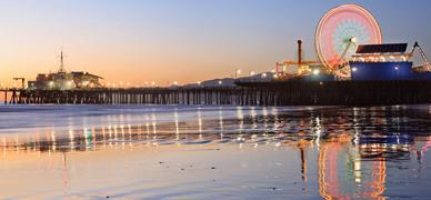 About Santa Monica